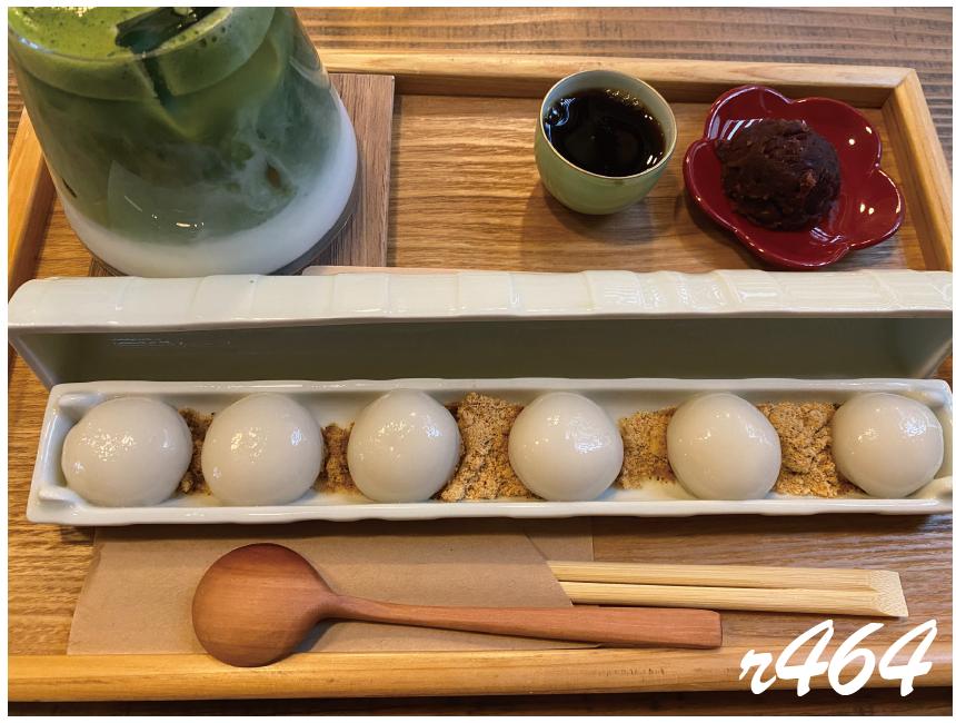 【ぶらり探訪】おいしい白玉が食べられる甘味処