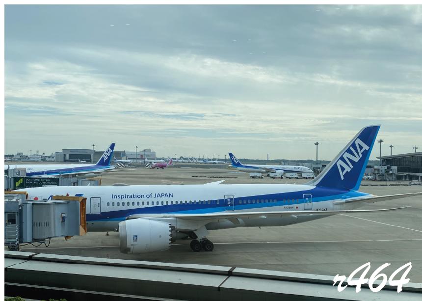 ANA30機削減検討!成田空港が今ヤバい