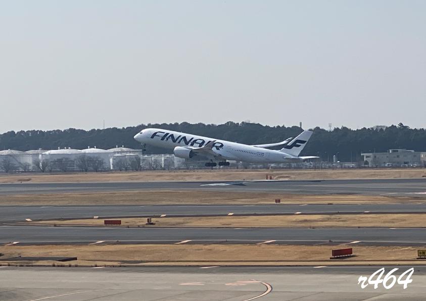 成田空港定期訪問【2021年2月】