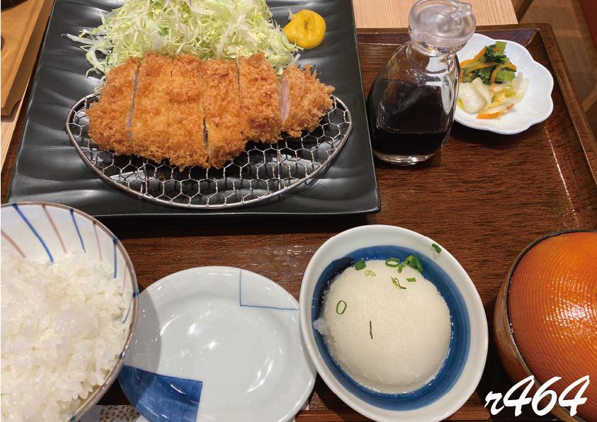 3/4にオープンした和幸でランチを食べました