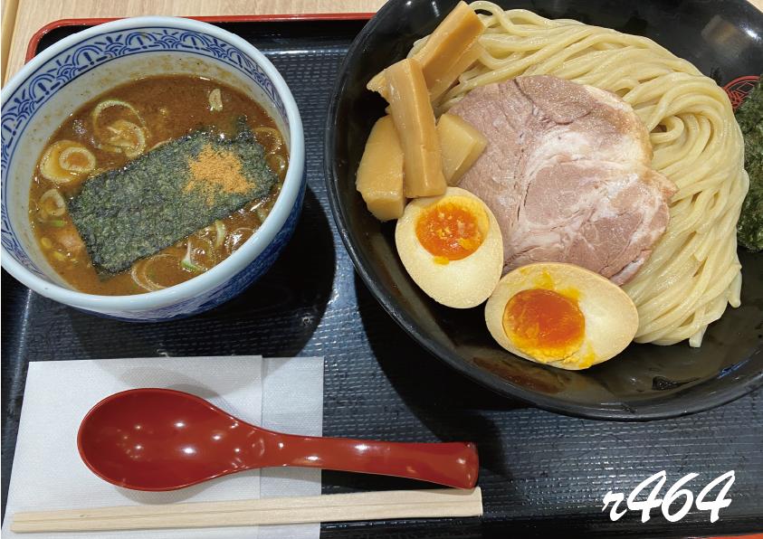久しぶりに三田製麺所へ!(セブンパーク アリオ柏)
