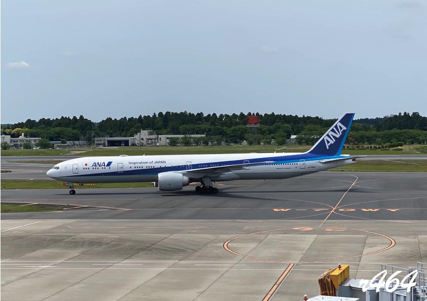 成田空港定期訪問レポ【2021年5月】