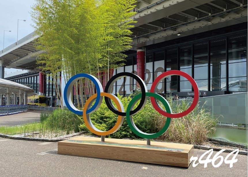 オリンピック期間の成田空港の様子【2021年7月】